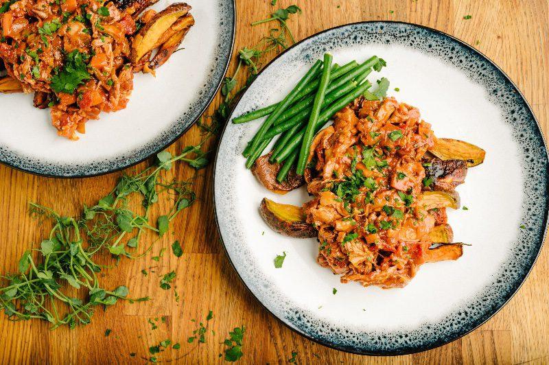 Chicken & Pancetta Ragu